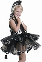 Themed Tutu, Zebra, Limited Stock