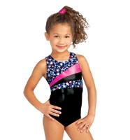 Capezio Stellar Racerback Leotard, Black