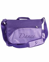 NEW 2013, Energetiks Dance Satchel, Light & Dark Purple, DB19