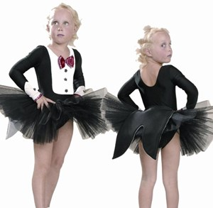 Themed Tutu, Penguin