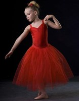 Romantic Half Tutu, Girls sizes, Many Colours (Skirt Only)