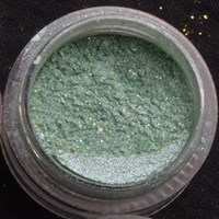 SELLOUT, Bling Spirit Shimmer Powder, Buttercup Teal