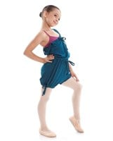 CLEARANCE, Energetiks Slouch Playsuit, Teal, Childs size, CW22  