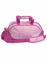NEW 2013, Energetiks Dance Logo Bag Medium, Light & Dark Pink, DB20