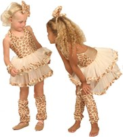 Themed Tutu, Giraffe