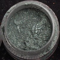 SELLOUT, Bling Spirit Shimmer Powder, Hawaii Green