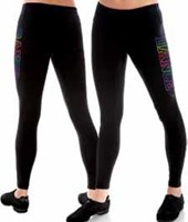 NEW 2012, Energetiks Dance Leggin, Adults size, AT54