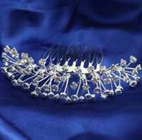 Diamonte Tiara, Colours: Silver, Gold, 4014