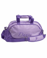 NEW 2013, Energetiks Dance Logo Bag Medium, Light & Dark Purple, DB20
