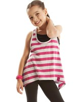 NEW 2013, Energetiks Striped Swing Singlet, CAT62