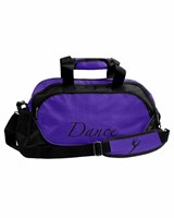 NEW 2013, Energetiks Dance Logo Bag Medium, Black/Deep Purple, DB20