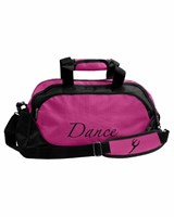 NEW 2013, Energetiks Dance Logo Bag Medium, Black / Mulberry, DB20