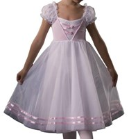 Dutch Maid Dress, Girls, Pink (As Pictured) 