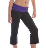 Energetiks 3/4 Roll Top Pants, CP17