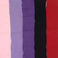 40cm Stirrup Legwarmers, (Colours:  Black, White, Red, Pale Pink, Blue, Jacaranda, Purple)