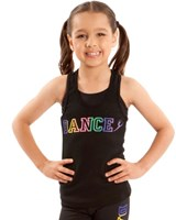 NEW 2013, Energetiks 'Dance' T-Back Singlet, CC65