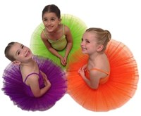 NEW COLOURS 2013, Girls Princess Line Tutu