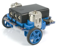 Microbot robot kit without any modules connected