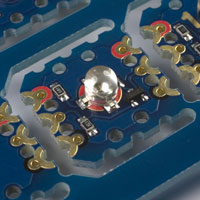 LED modules for the Viper &amp; Microbot robot kits