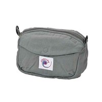 Ergo Front Pouch -  Travel Pouch Grey - Larger Size