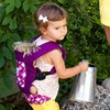 Ergo Baby Carrier - Doll Carrier Purple Mystic