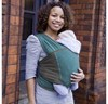 Caboo Baby Carrier - 100% Organic Cotton Baltic Blue - Limited Edition FREE SHIPPING