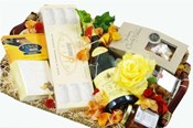 Sweet and Savoury Brandy Gift Basket