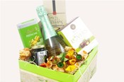 Nibbles and Sparkling Wine Gift Hamper