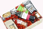 Food and Wine Gift Baskets