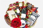 Food and Champagne Gift Baskets