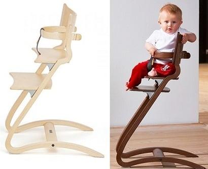 Leander Wooden High Chair