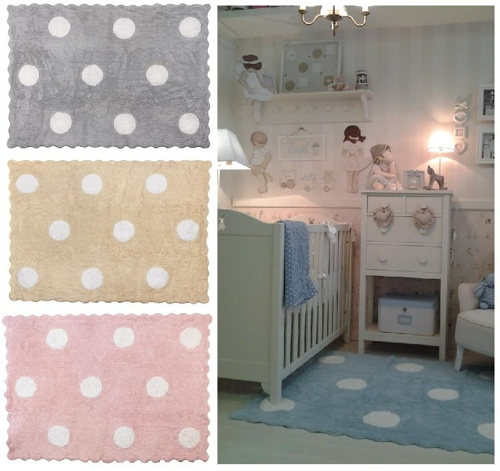 Blue Nursery Rug Uk
