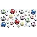 Football mini sticker set 