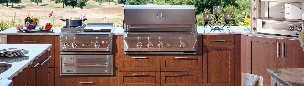 DANVER OUTDOOR KITCHENS Idea