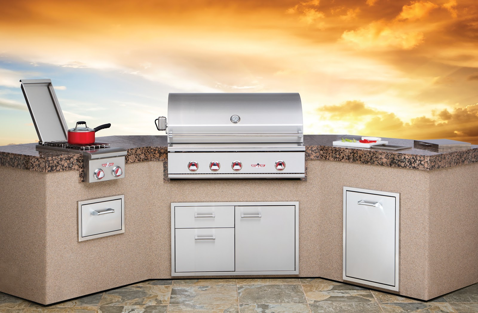 Delta Heat Grill Products Greatgrills Com