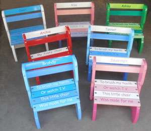 Kindy Chairs