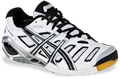 NEW - Asics Gel Sensei 4 Squash / Volleyball Men's Shoes