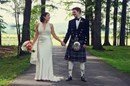 Kilt and Wedding Photos