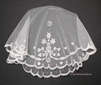Short Carrickmacross Veil