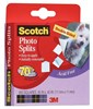 Scotch Photo Splits Double-Sided 850/Pkg