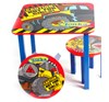 TONKA Kids Childs Table & Stools Chairs Fantastic Set