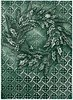 Spellbinders M-Bossabilities 3D Embossing Folder Rustic Wreath E3D-007