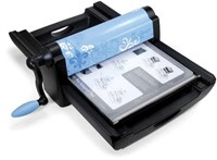 Sizzix Big Shot Pro Machine - Die Cutting machine works with all brands of dies. ADVANCED ORDER