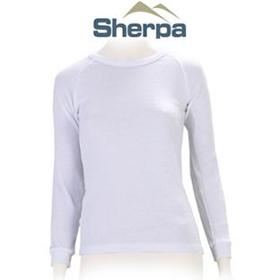 Sherpa Kids Polypropylene Thermal Underwear - Long Sleeve Top ...