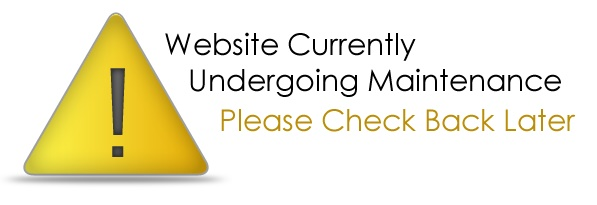 Image result for website closed for maintenance