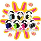 Baby & Kids Ear Muffs - Hearing Protection