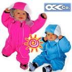 OKco Infant / Baby Papoose One Piece Snow Suit 0-1