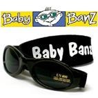 BABY Adventure Banz UV Sunglasses (BLACK) 6m-2yrs