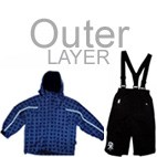 Kids Outer Ski Wear