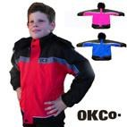 OKco Mercury Kids Ski Snowboard Jacket (Red, Pink, Blue) **CLEARANCE**